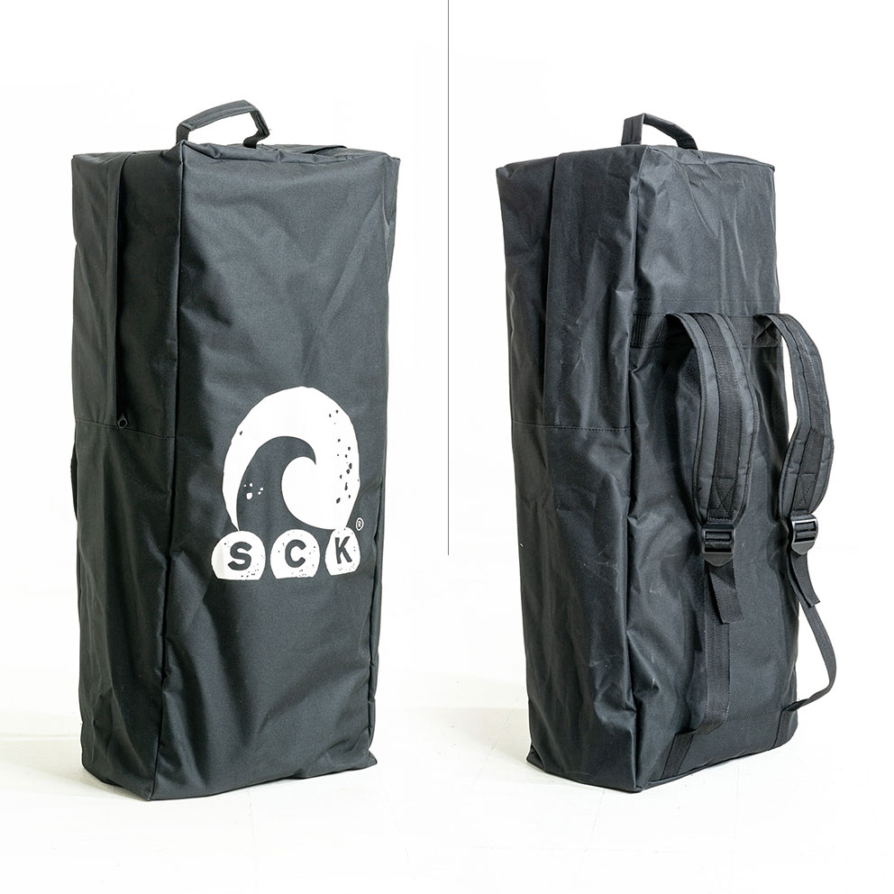 BackBag included in the inflatable SUP package