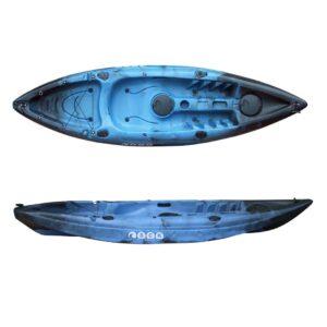 Conger μονοθέσιο καγιάκ SCK μπλε-μαύρο