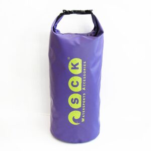 DRY-20L-PU dry bag with shoulder straps SCK