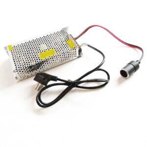 Adapter 240V home power to 12V