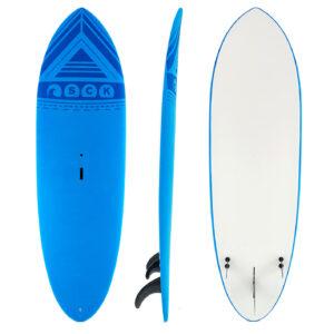 """Σανίδα soft SUP/surf 8'6"""" SCK"""