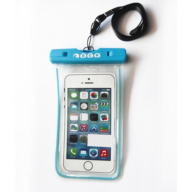 Dry phone case SCK blue