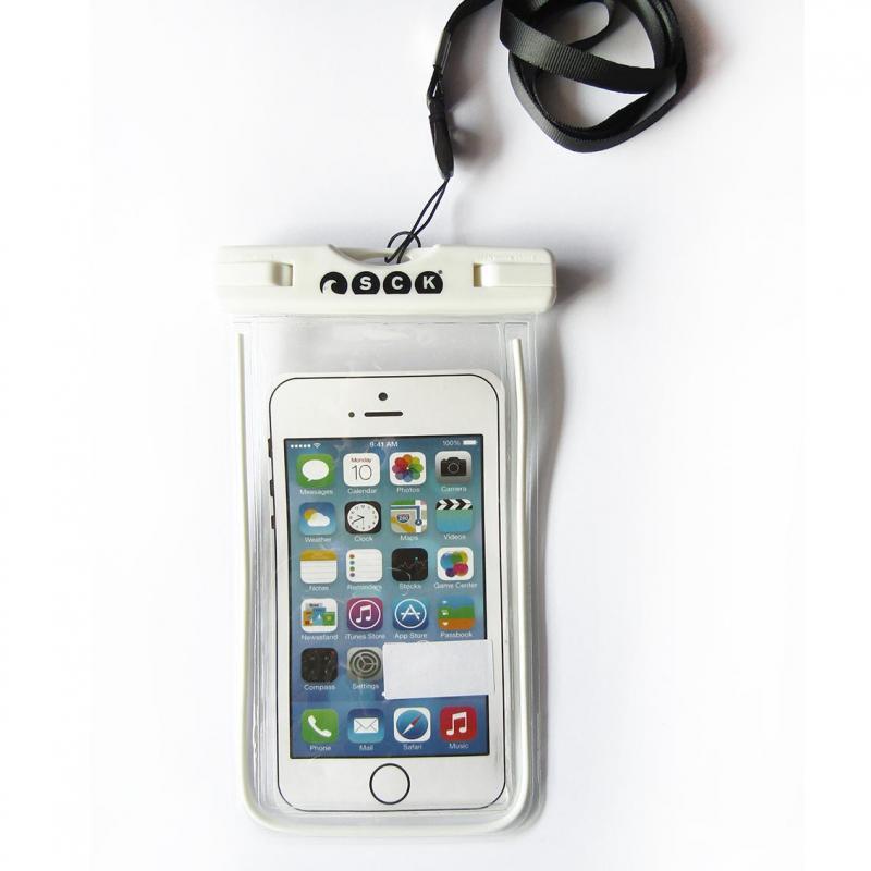 Dry phone case SCK white