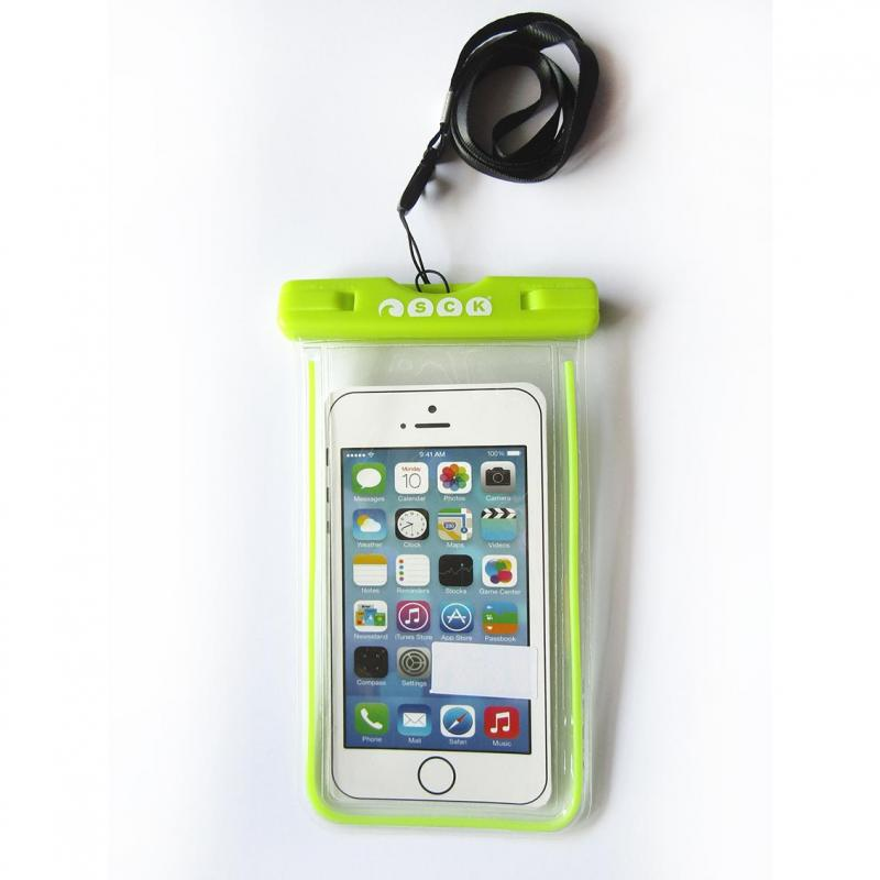Dry phone case SCK Lime