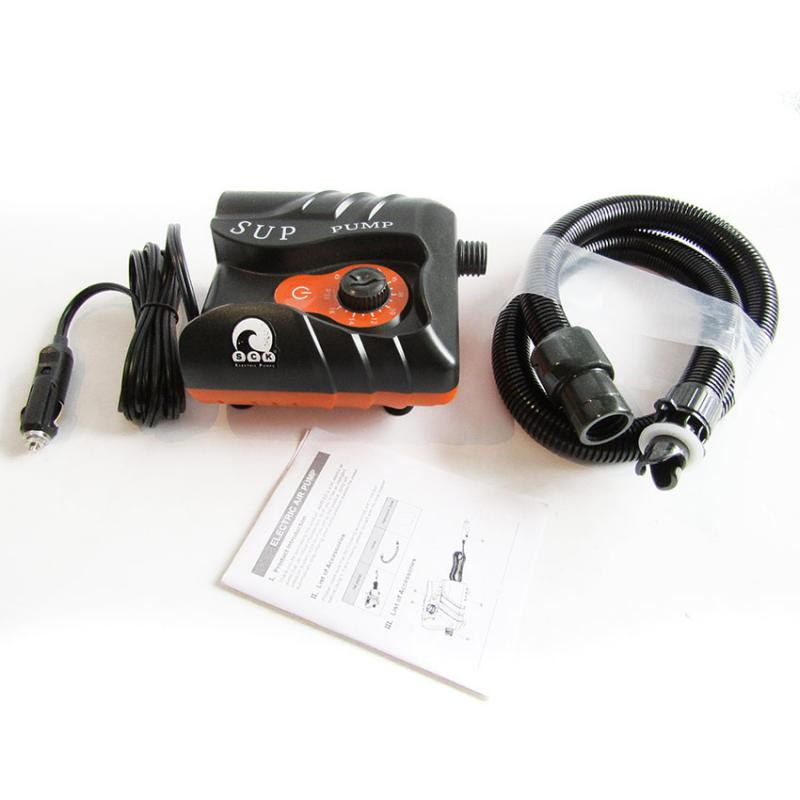 SCK EP1 electric pump for SUP